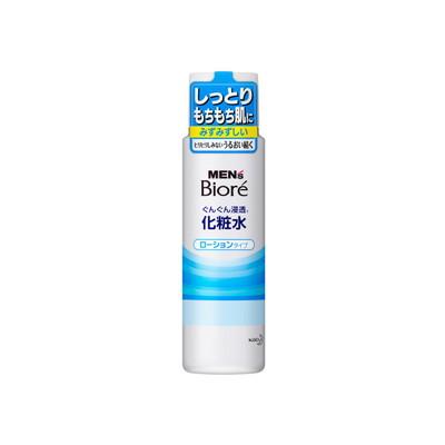 メンズビオレ 浸透化粧水 ローションタイプ 180ml×24個  【送料無料】