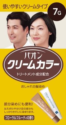 Sヘンケル パオン クリームカラー 7G 1組×36個  【送料無料】