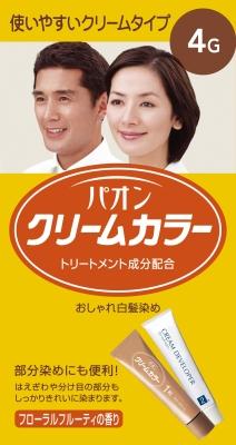 Sヘンケル パオン クリームカラー 4G 1組×36個  【送料無料】