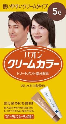 Sヘンケル パオン クリームカラー 5G 1組×36個  【送料無料】