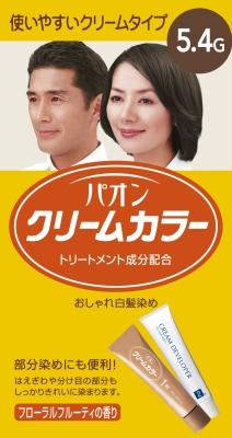 Sヘンケル パオン クリームカラー 5.4G 1組×36個  【送料無料】