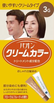 Sヘンケル パオン クリームカラー 3G 1組×36個  【送料無料】