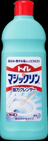 花王 トイレマジックリン 強力クレンザー 小 500ML×60個【送料無料】【住居用洗剤】【お掃除】