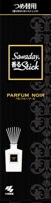 小林製薬  香るStick替 パルファムノアール 70ml  ×140個【送料無料】【消臭剤】【芳香剤】