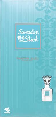 小林製薬 Sawaday香るStick パルファムブルー 70ml×18個【送料無料】【消臭剤】【芳香剤】