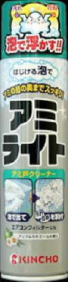 大日本除蟲菊 アミライト はじける泡タイプ 290ml×24個【送料無料】【住居用洗剤】【お掃除】