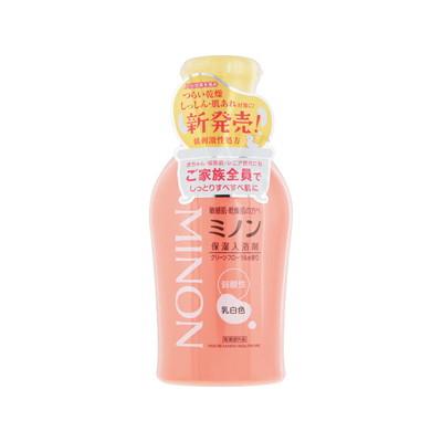 ミノン 薬用保湿入浴剤×18個