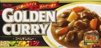 ヱスビー食品 エスビーゴールデンカレー辛口198G ×60個【送料無料】