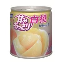 はごろもフーズ 甘みあっさり白桃 24個×2ケース(48個) 【送料無料】