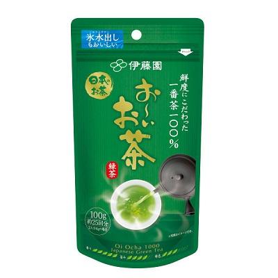 伊藤園 お~いお茶 1000 100g×10個×2セット