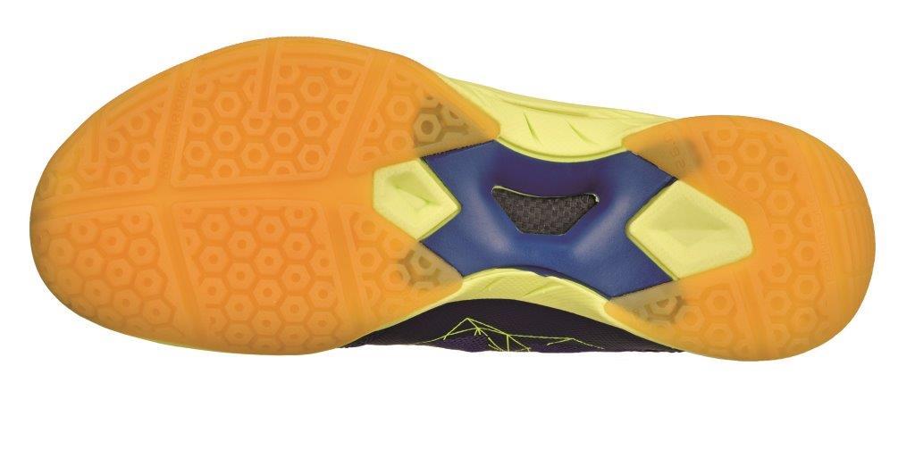 Yonex YONEX 羽毛球鞋电力垫健康 2 男人权力垫 AERUS 2 (SHBA2M) (019)
