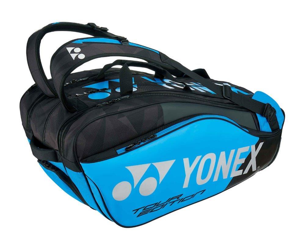 ヨネックス YONEX テニス ソフトテニス バドミントン ラケットバッグ9 ラケットバッグ リュック付き (テニス9本用)BAG1802N インフィニットブルー (506)