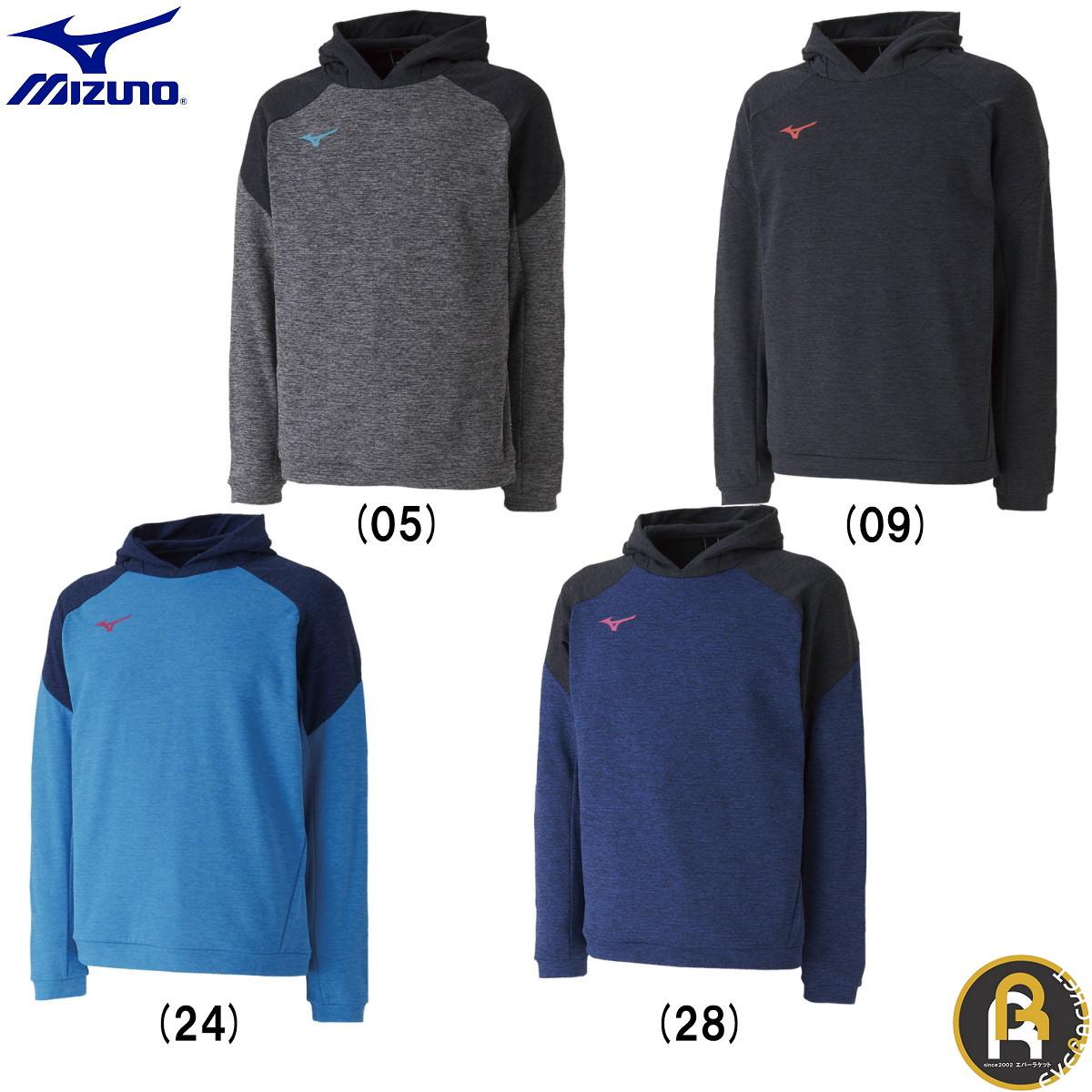 ミズノ MIZUNO ウエア スウェットシャツ 62JC9505 バドミントン ソフトテニス