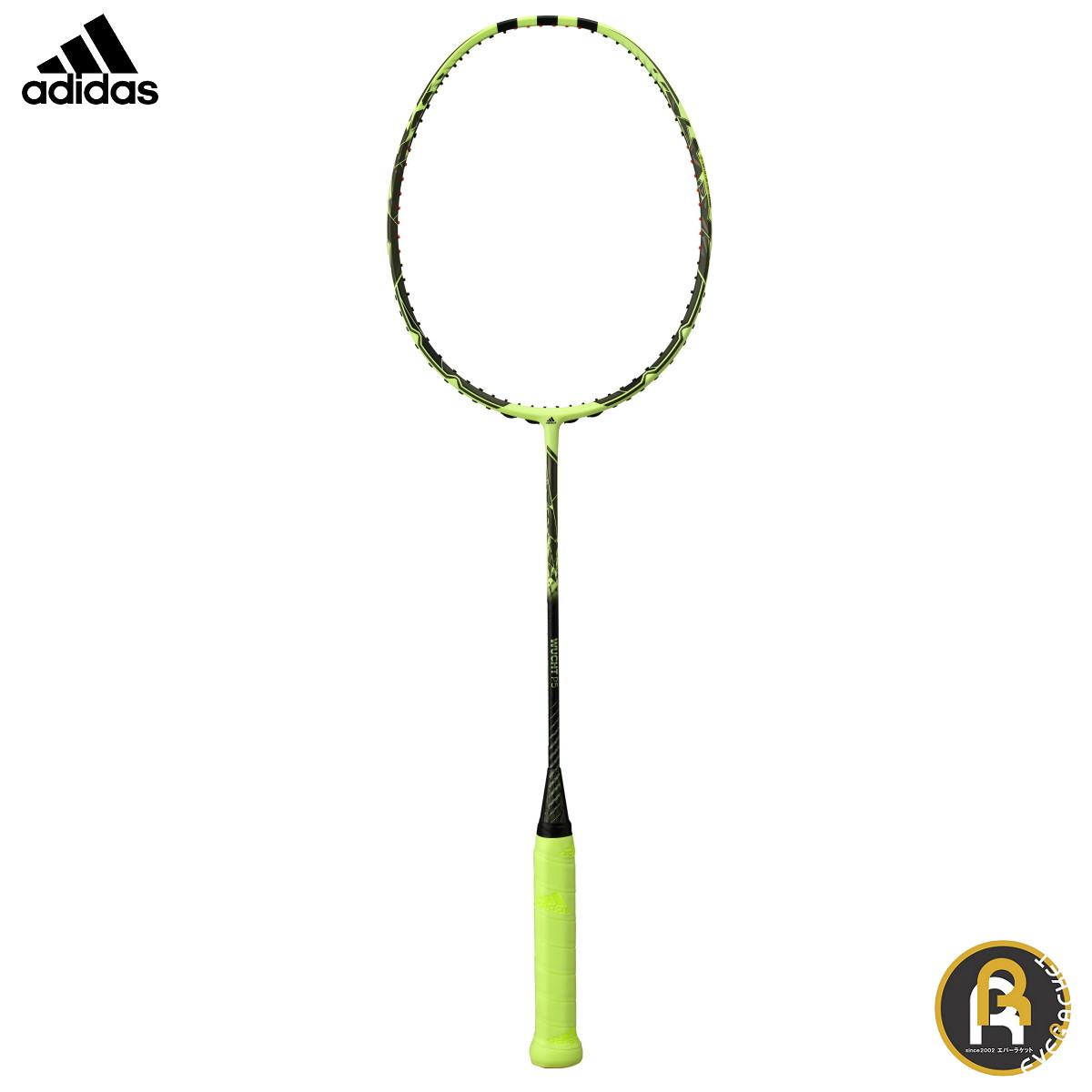 adidas アディダス バドミントン バドミントンラケット ヴフトP5 ラケット RK908501《ガット代・張り代無料》