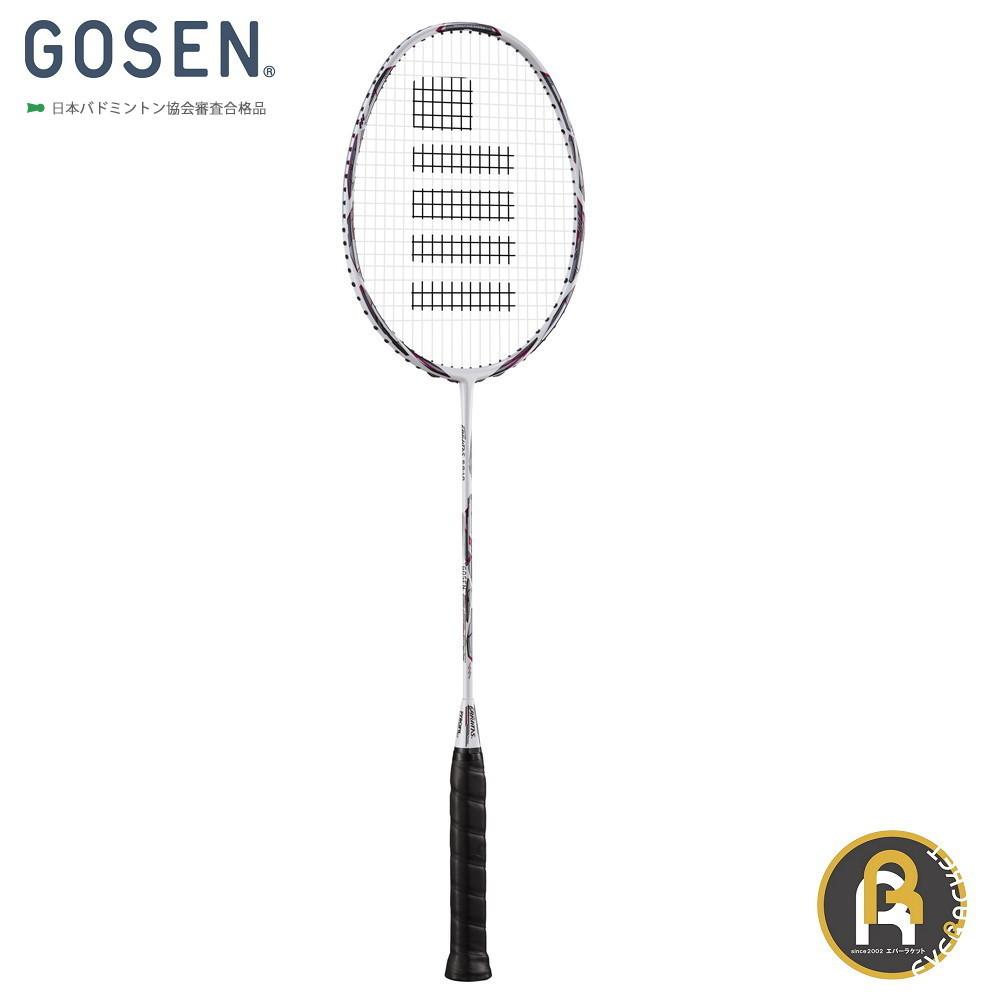 【お買い得商品】GOSEN ゴーセン バドミントン バドミントンラケット GRAVITAS 6.0 LA BGV60 グラビタス6.0LA