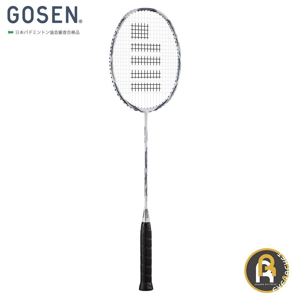 【スーパーセールポイント5倍】GOSEN ゴーセン バドミントン バドミントンラケット GRAVITAS 7.0 SR BGV70 グラビタス7.0SR