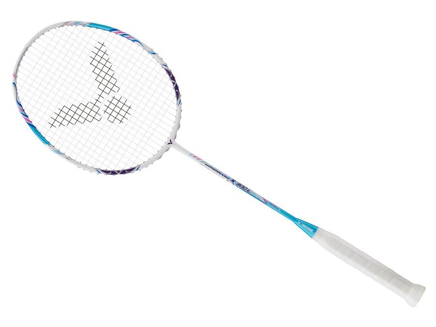 【特価商品】ビクター VICTOR バドミントンラケット バドミントン ラケット ハイパーナノX300L HYPERNANOX300L HYPERNANO X 300L HX-300L