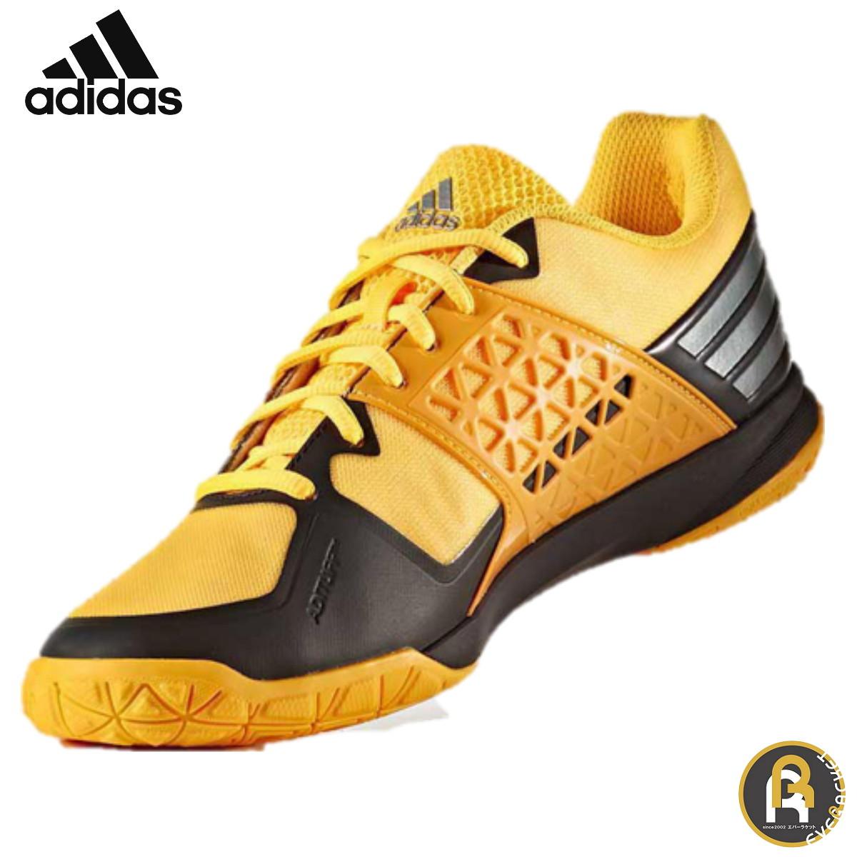 adidas アディダススリービー ラケットスポーツジャパン バドミントン バドミントンシューズ ウバシャルF6 BB4836