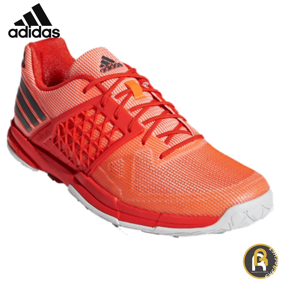 adidas アディダススリービー ラケットスポーツジャパン バドミントン バドミントンシューズ アディゼロ シューズ BB6318