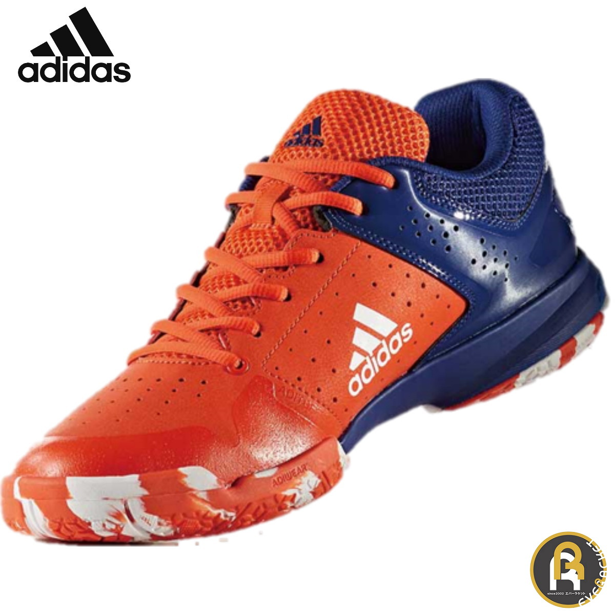 adidas アディダススリービー ラケットスポーツジャパン バドミントン バドミントンシューズ クイックフォース5.1 BY1818