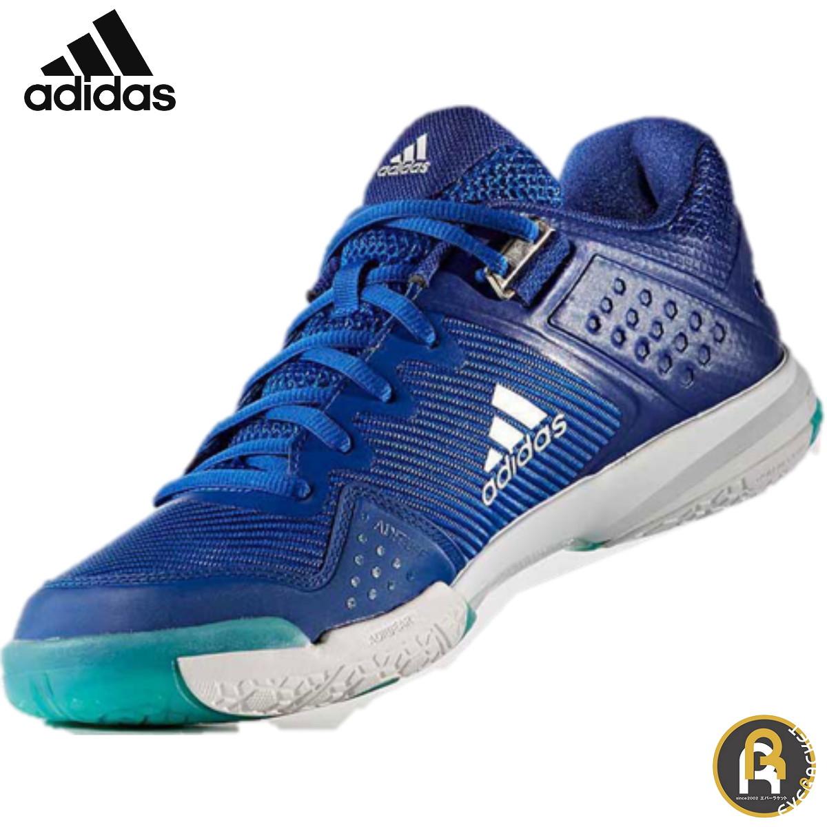 【スーパーセールポイント5倍】adidas アディダススリービー ラケットスポーツジャパン バドミントン バドミントンシューズ クイックフォース7.1 BY1819