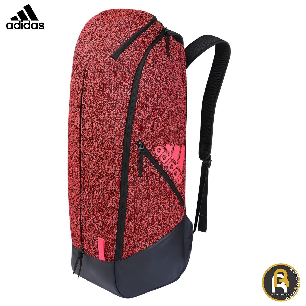 adidas アディダス バドミントン バッグ B7 ラケットスタンドバッグ 9本入り BG910411