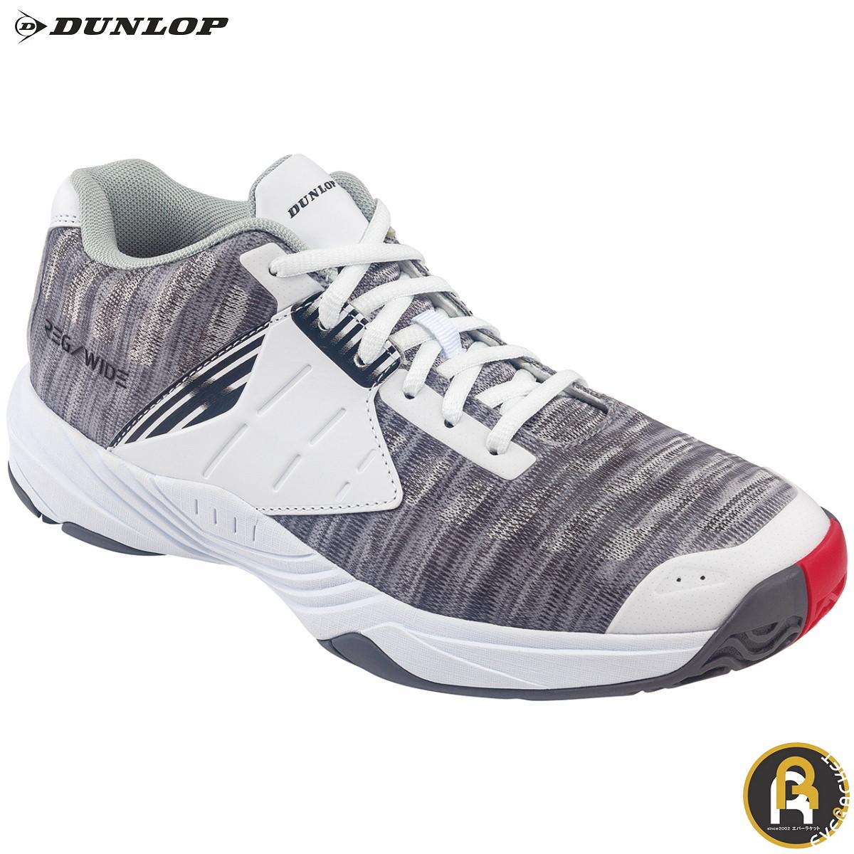 ダンロップ ダンロップスポーツ ソフトテニスシューズ テニスシューズ DTS1021GY ソフトテニス