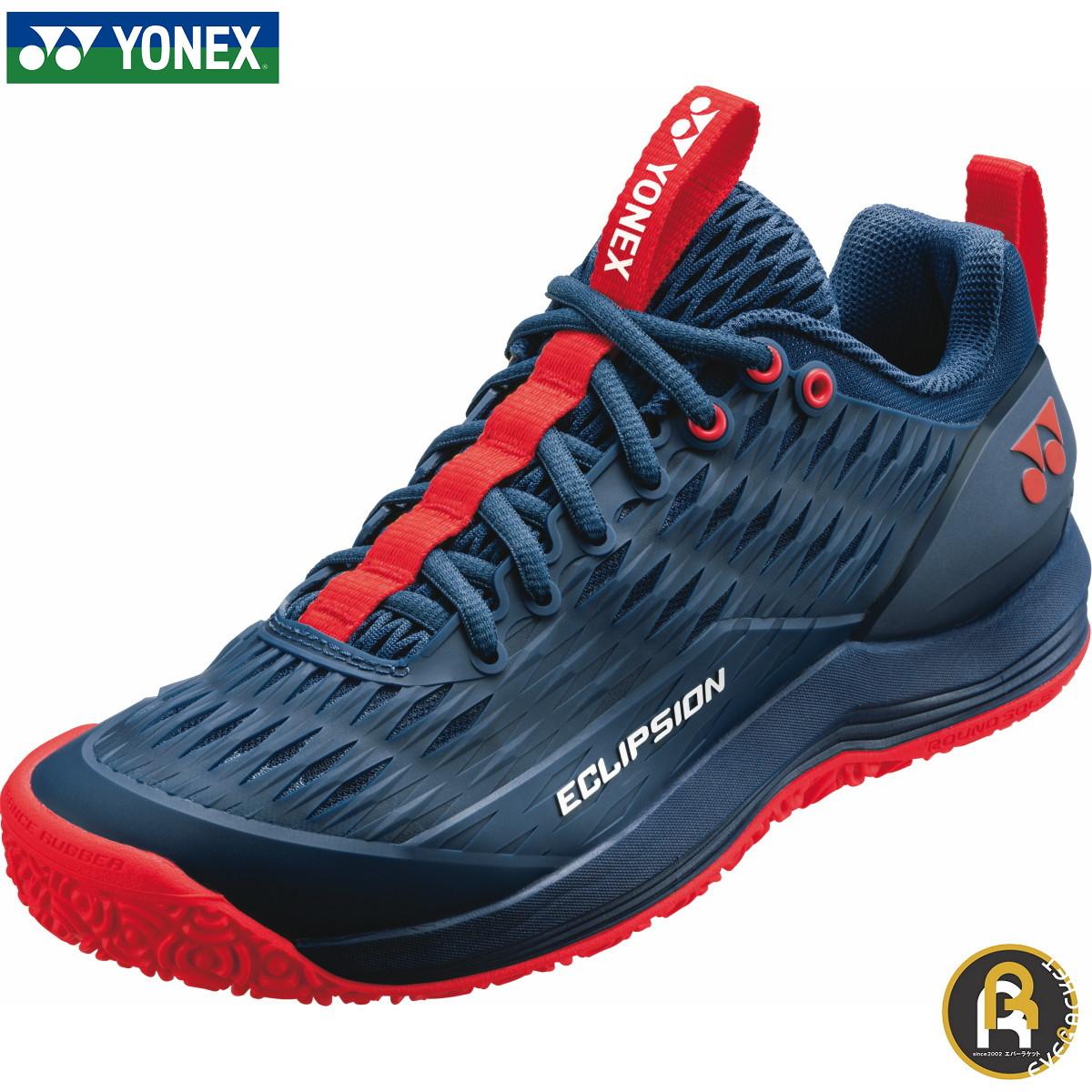 ヨネックス YONEX テニスシューズ パワークッションエクリプション3MGC SHTE3MGC ソフトテニス