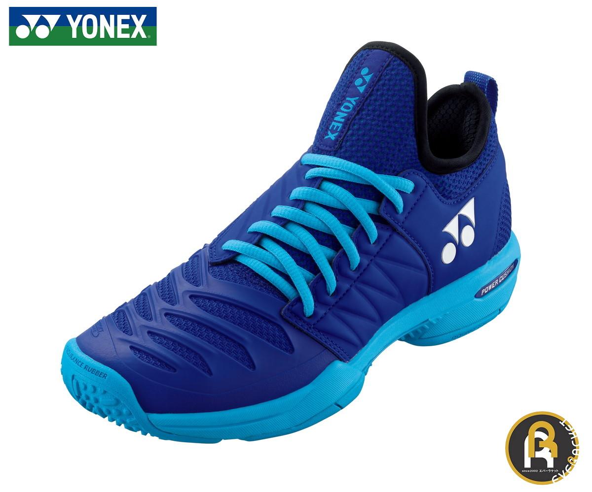 【スーパーセールポイント5倍】ヨネックス YONEX テニスシューズ パワークッションフュージョンレブ3LGC SHTF3LGC ソフトテニス
