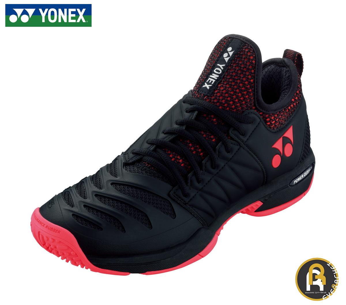 【スーパーセールポイント5倍】ヨネックス YONEX テニスシューズ パワークッションフュージョンレブ3MGC SHTF3MGC ソフトテニス