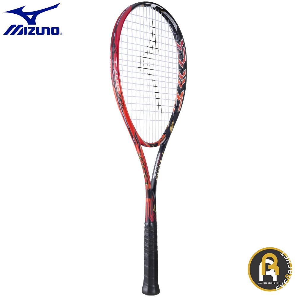 【お買い得商品】MIZUNO ミズノ ソフトテニス ラケット ソフトテニス ラケットラケット XYST T-ZERO 63JTN731 ジスト ティーゼロ ガット代張り代 無料 前衛向き