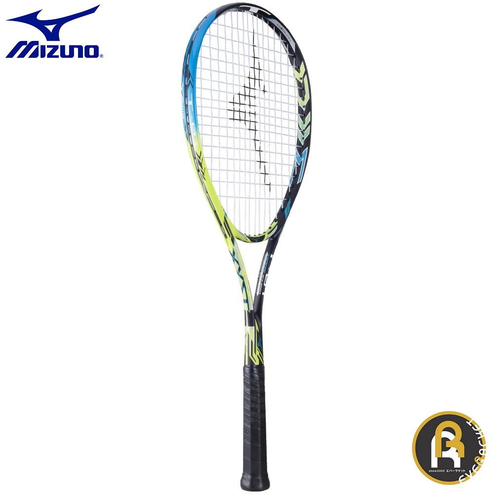 【お買い得商品】MIZUNO ミズノ ソフトテニス ラケット ソフトテニス ラケットラケット XYST T-01 63JTN733 ジスト ティー-01 ガット代張り代 無料 前衛向き
