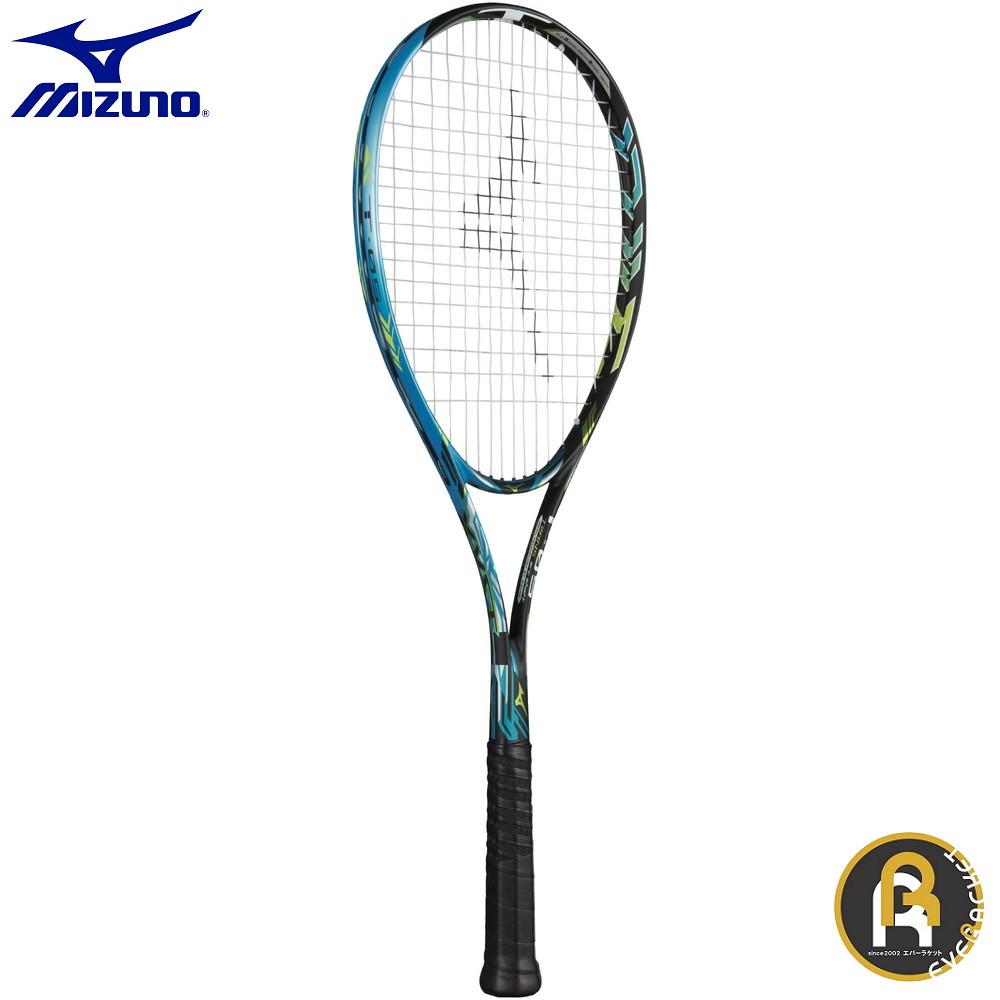【お買い得商品】MIZUNO ミズノ ソフトテニス ラケット ソフトテニス ラケットラケット XYST T-05 63JTN835 ジスト ティー05 ガット代張り代 無料 前衛向き