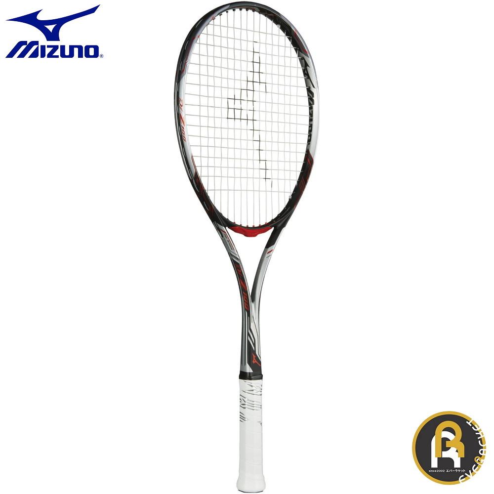 【特価商品】MIZUNO ミズノ ソフトテニス ラケット ソフトテニス ラケットラケット DI-Z100 63JTN844 ディーアイ-ゼット100 ガット代張り代 無料 後衛向き