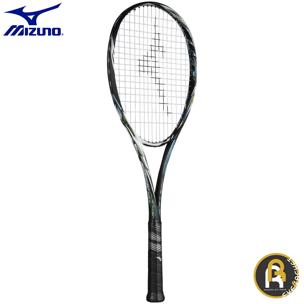 【スーパーセールポイント5倍】ミズノ MIZUNO ソフトテニス ラケット ラケット ガット代 張り代 無料 SCUD 05-C スカッド05シー前衛向き