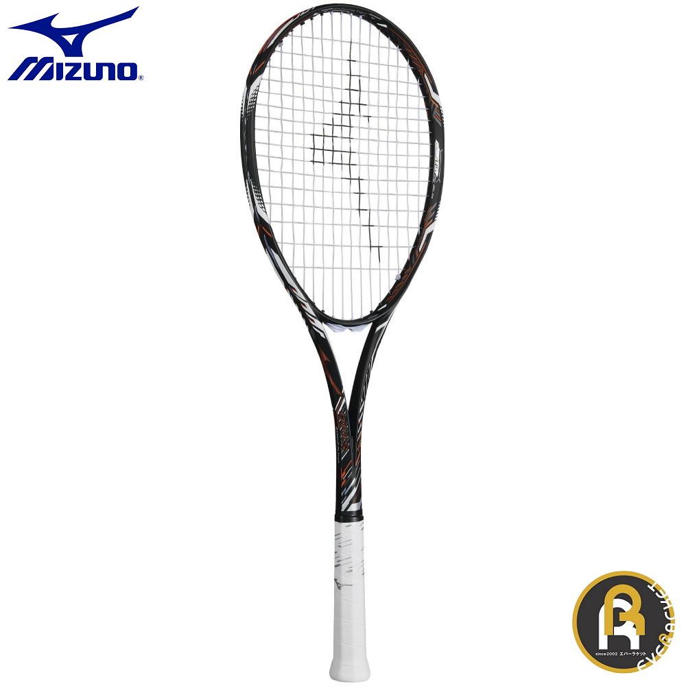 ミズノ MIZUNO ソフトテニス ラケット ラケット ガット代 張り代 無料 DIOS PRO-R 63JTN86154 ディオスプロアール 後衛向き
