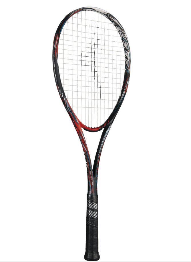 MIZUNO ミズノ ソフトテニス ソフトテニスラケット SCUD 01-R 63JTN95362 《前衛向き》