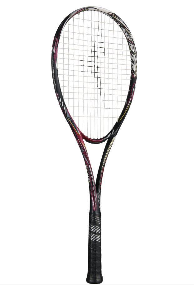 MIZUNO ミズノ ソフトテニス ソフトテニスラケット SCUD 05-R 63JTN95564《ガット代・張り代無料》