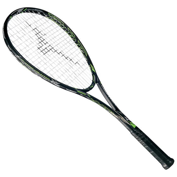 【お買い得商品】ミズノ MIZUNO ソフトテニス ラケット ラケット ガット代 張り代 無料 ジストZゼロカウンター Z-ZERO COUNTER 63JTN73009 後衛モデル
