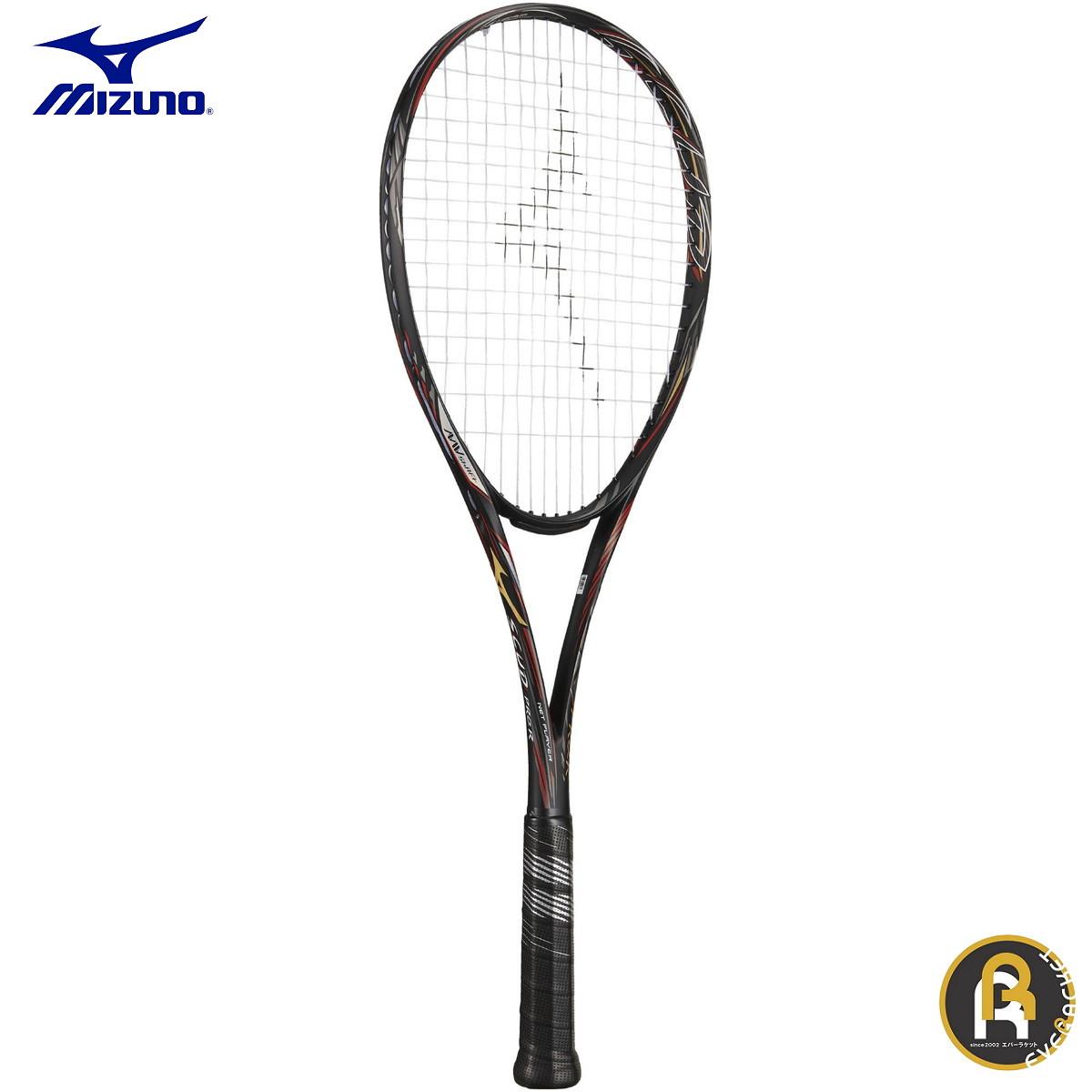 ミズノ MIZUNO ソフトテニスラケット SCUD PRO-R 63JTN95109 ソフトテニス