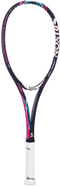 【お買得商品】スリクソン SRIXON ソフトテニス ラケット ガット代 張り代 無料 スリクソンX100LS SRIXONX100LS 後衛モデル