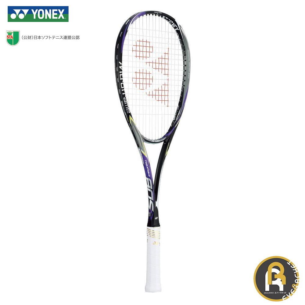 【お買い得商品】YONEX ヨネックス ソフトテニス ソフトテニスラケット ネクシーガ80S NXG80S《S張り・V張り対応》
