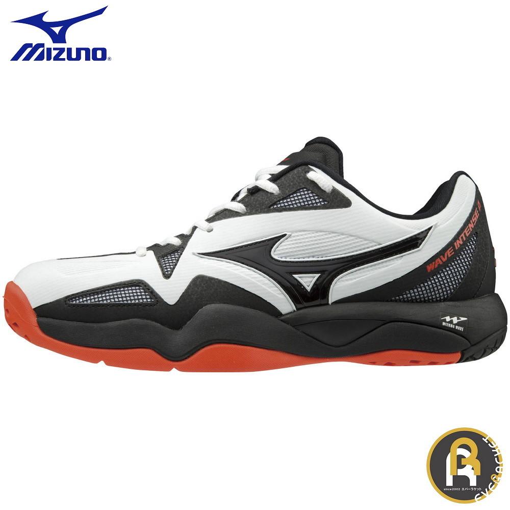 MIZUNO ミズノ テニス ソフトテニス テニスシューズ WAVE INTENSE TOUR4AC 61GA180009 ウエーブインテンス TOUR4AC