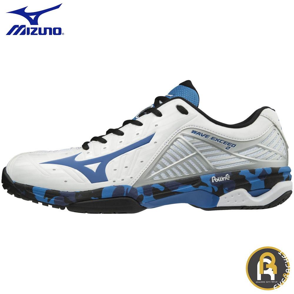 MIZUNO ミズノ テニス ソフトテニス ソフトテニスシューズ WAVE EXCEED2 OC 61GB181227 ウエーブエクシード2 OC