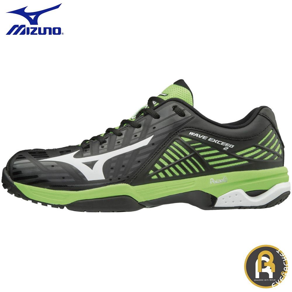 MIZUNO ミズノ テニス ソフトテニス ソフトテニスシューズ WAVE EXCEED2 SW OC 61GB181401 ウエーブエクシード2 SW OC