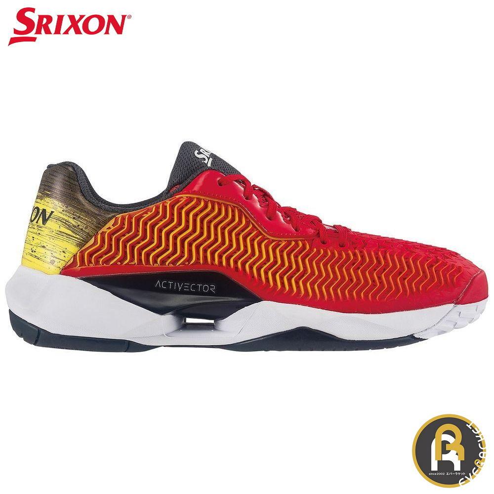 【新製品予約】SRIXON スリクソン テニス ソフトテニス テニスシューズ ソフトテニスシューズ ACTIVECTOR アクティベクター ALL COURT SRS1011RY《オールコート用》