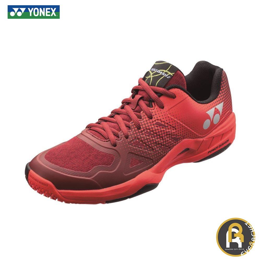 YONEX ヨネックス ソフトテニス テニスシューズ パワークッションエアラスダッシュ2GC SHTAD2GC
