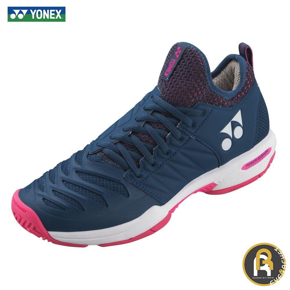 【お買い得商品】YONEX ヨネックス ソフトテニス ソフトテニスシューズ パワークッションフュージョンレブ3LAC SHTF3LAC