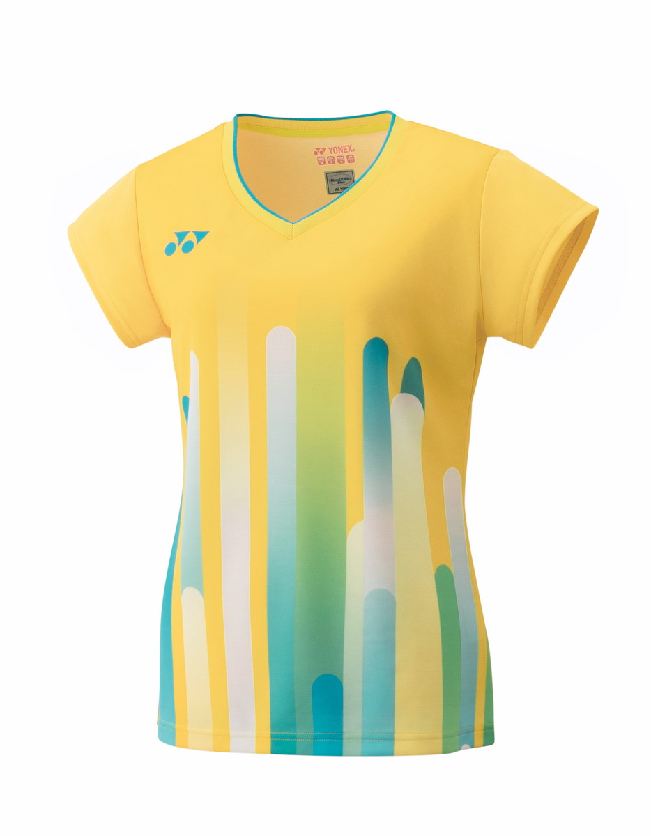 YONEX ヨネックス バドミントン ソフトテニス テニス ウエア ウィメンズゲームシャツ 20465