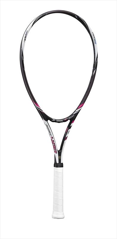 【ゴーセンクリアランス】sra4 ゴーセン GOSEN ゴーセン ソフトテニス ラケット アクシエス400 PI